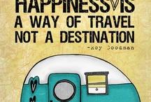 Travel / by Bobbie (Tracy Randolph) Moore