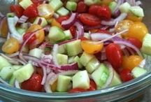 Eat Your Fruits and Veggies (recipes to try) / by Donna Kastl