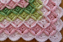 Crochet / by Bobbie (Tracy Randolph) Moore