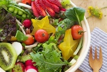 Who Doesn't Love A Great Salad? / by Penny Kimble-Yanez