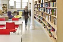 Knoll for Education / These photos are from some of our favorite education spaces. Find more info and see more photos here: http://www.knoll.com/design-plan/market-focus/higher-education / by Knoll Design