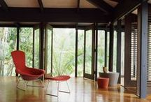 Room with a View / As summer winds down, we want to seize the opportunity to savor outdoors for just a few more weeks.  Knoll and Lloyd Alter of Treehugger have partnered to bring you some of our favorite ideas for bringing touches of nature into your workspace and home.      / by Knoll Design
