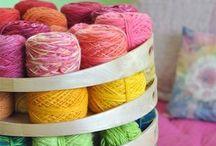 Knitting Goodies / by Melinda Wagner