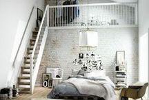BEDROOM / by decoratualma