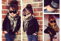 Kiddo Clothes & accessories   / by Celeste Montgomery