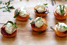 Party food: Eat, Drink, and be Merry! / by Tessa Huff- Style Sweet CA