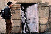 Street Art & Grafitti / by Donna Hirsch