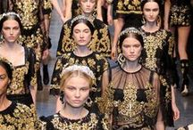 Women's Fall Winter 2013 / by Dolce & Gabbana