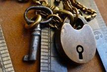 Locks & Keys / by Donna Hirsch