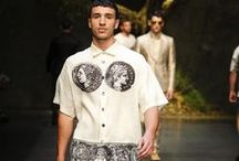 Men's Spring Summer 2014 / by Dolce & Gabbana
