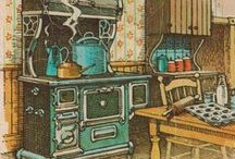 The Retro Kitchen & Cool Stuff / Everything retro, especially food and kitchen / by Suzie Ridler