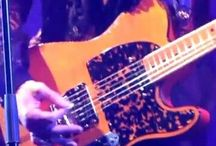 Making Love to the Strings / Prince playing guitar.  / by Cynthia Rose