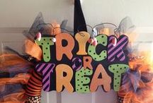 Halloween / All things Halloween. Decor Food Nails Costumes Ect. / by Kendra Ellzey Williamson