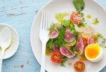 Salads / by Helena {Rico sin Azucar}