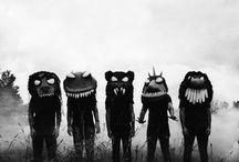 Halloween / by Nicola Hemmings