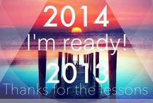 2014 Resolutions / by Nicola Hemmings