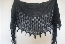 Knitted lace is so beautiful! / I love knit lace projects! Get inspired! / by Awkward Soul