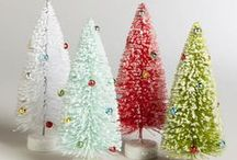 christmas decor / by Lindsey Cheney