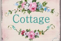 If Only I Had A Cottage / by Joanne Ferguson