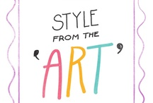 The Art of Style ModCloth Contest / by Madeline Frisk