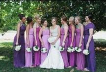 Bridesmaids Inspiration Board / by Amanda Nicole