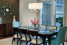 Dining rooms / by Michelle True-Hobbs
