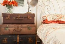 STYLE: Vintage / by Home Decor Inspiration by Carpet One