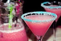 Drinks / by Samantha Wharry