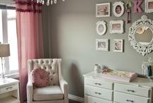 Girl's bedroom ideas / by Janelle Openshaw