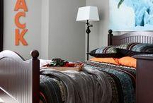 Boy's Room Ideas / by Janelle Openshaw