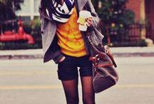 fall fashion / by Elise Glisci