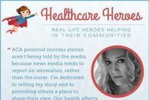 Health care stories & facts / by MomsRising