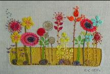 For the Home - Embroidery and more / by Josefina Donadeu
