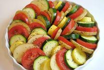 veggies only | recipes / by Sasha Bentley