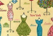 Sewing / by Ramona Nolen-Dunn