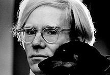 Andy Warhol 1928 - 1987 / (Pittsburgh, 6 augustus 1928 - New York City, 22 februari 1987) / by Dirk Deridder