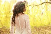 Wedding!!! / So excited to be planning our wedding!!! A Bohemian, rustic barn setting! / by T G