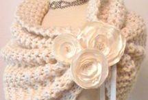 Crochet Hats, Cowls and Wraps / by Ramona Nolen-Dunn