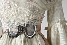 +[ Whimsical Elegance ]+ / Historical & Hybrid Fashion with gorgeous textiles and details. #Elegant #Style #Vintage #Steampunk #Victorian #Edwardian #Regency #Costume #Gothic #Fashion #Romantic #Whimsical #Feminine  / by Iso G.