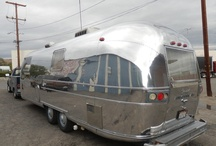 Our first Airstream (1969 27ft Overlander Land Yacht) (Sold) / by Eric Milhouse