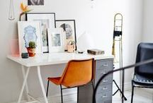 Work space / by Cris