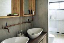 Bathroom design / by Cris