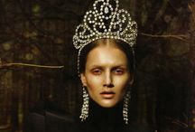 Crowns, Tiaras & Headpieces / Because, I am the Queen! / by Robin Romans
