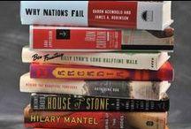 Books Books Books / by Angela Burns