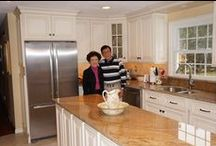 All Smiles / Because making people happy is what we love to do! / by Kitchen & Countertop Center of New England