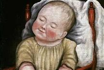 Folkart Paintings / by Merry Peasant