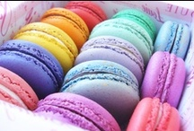 Macaron Madness! / French macarons. Please note that all of these recipes can be easily switched to Vegan!  / by ♍ariposa εїз