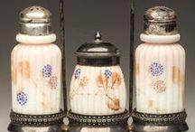 Condiment Sets - Vintage / by Elaine Gitzel