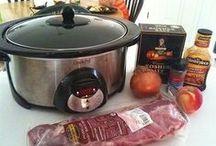 Crock Pot & Frezzer Recipes / by Melissa Henning
