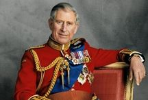 Charles, Prince of Wales / by Elaine Gitzel